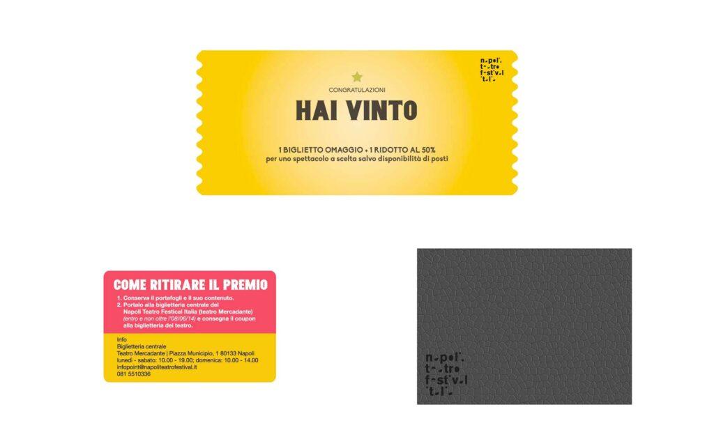 Graphic Design Napoli Teatro Festival
